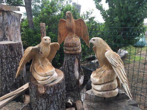 Los 3 halcones
